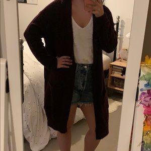 Topshop - duster cardigan